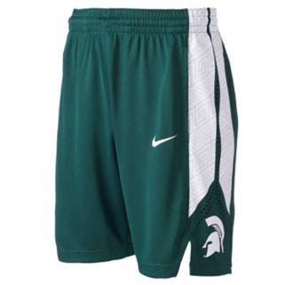 Men's Nike Michigan State Spartans Dri-FIT Rep Shorts