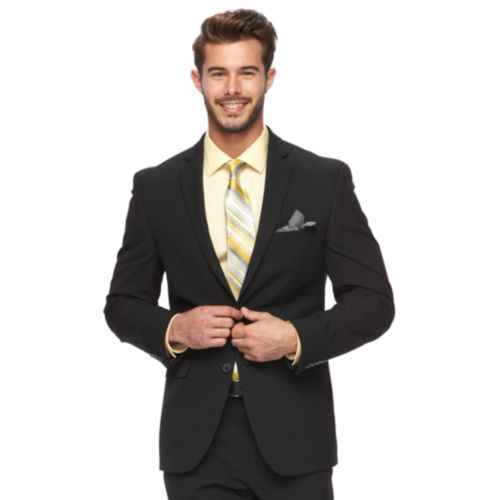 Big & Tall Van Heusen Flex Slim-Fit Suit Jacket