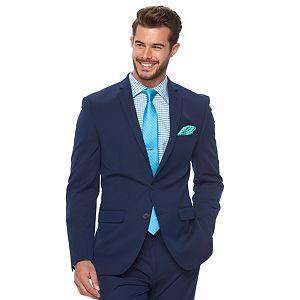 Big & Tall Van Heusen Flex Suit Jacket