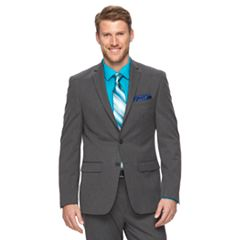 Big & Tall Van Heusen Flex Suit Jacket