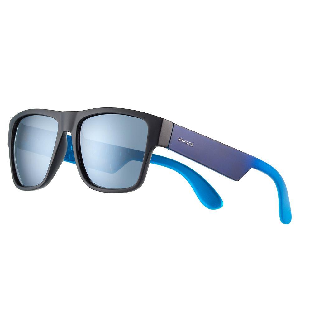 Men's Body Glove Polarized Square Sunglasses