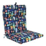 SONOMA Goods for Life™ Indoor Outdoor Reversible Chair Cushion