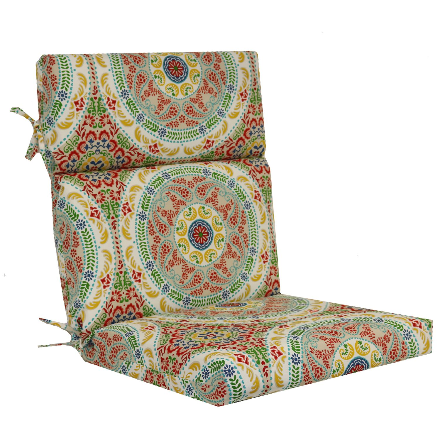 sonoma goods for life indoor outdoor reversible chair cushion