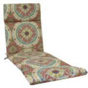 SONOMA Goods for Life? Indoor Outdoor Reversible Chaise Lounge Cushion