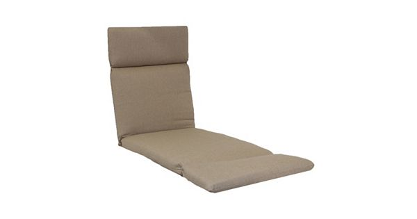 Sonoma goods for life indoor outdoor reversible chaise for Chaise youtuber