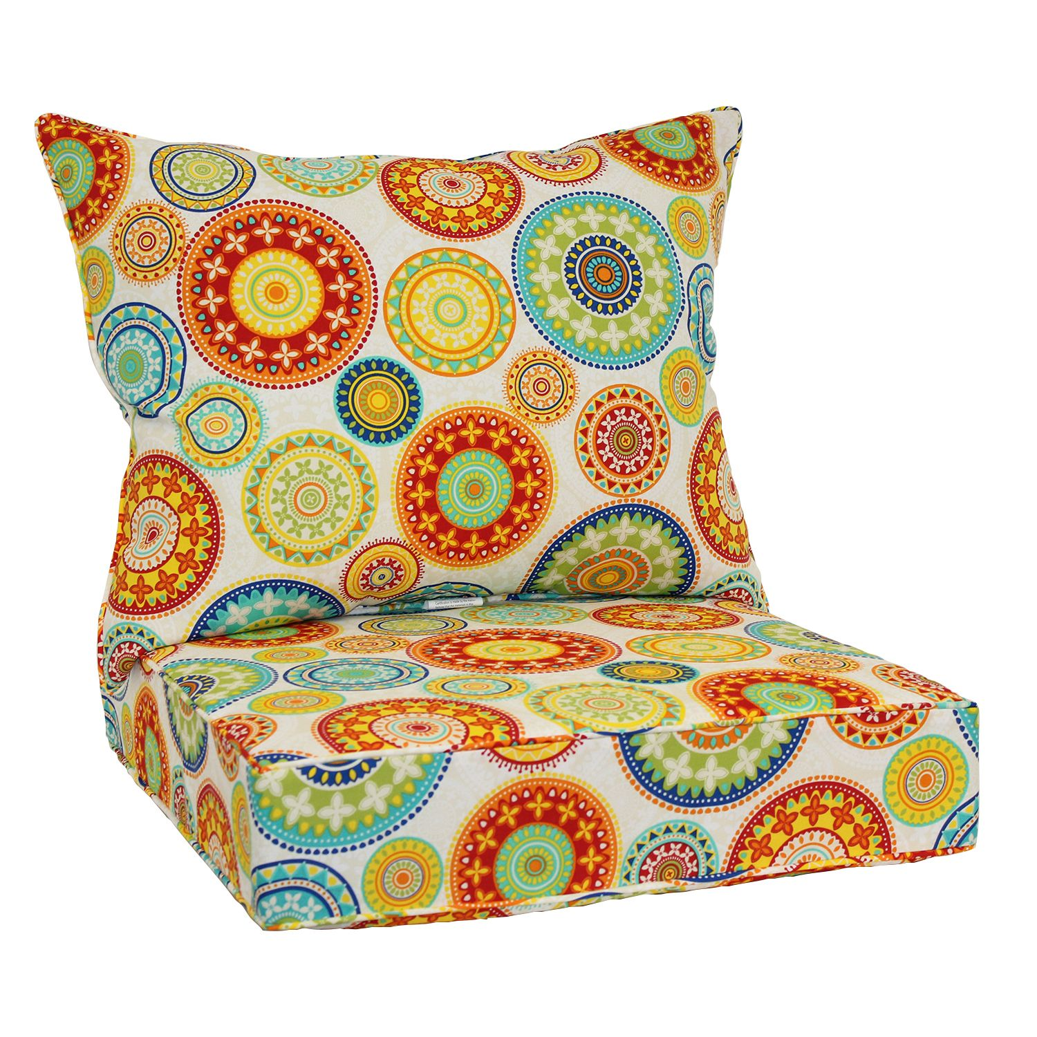 Attrayant SONOMA Goods For Life™ 2 Piece Indoor Outdoor Reversible Deep Seat Cushion  Set