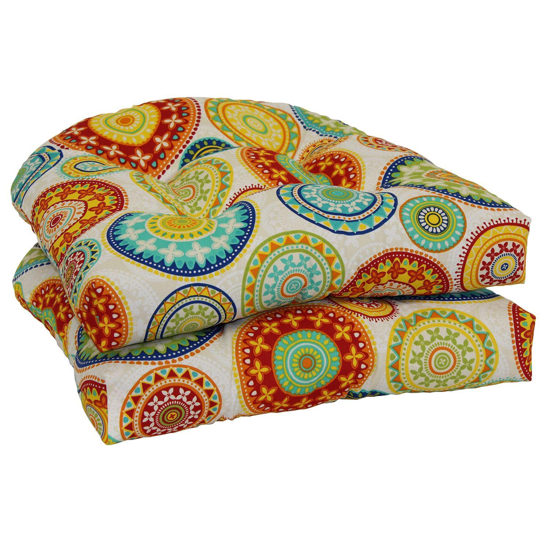 SONOMA Goods For Life™ 2 Piece Indoor Outdoor Reversible U0027u0027Uu0027u0027