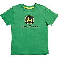 Baby Boy John Deere Logo Graphic Tee