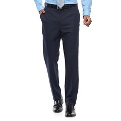 Men's Apt. 9® Slim-Fit Stretch Flat-Front Suit Pants