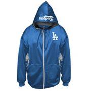 Big & Tall Majestic Los Angeles Dodgers Fleece Full-Zip Hoodie
