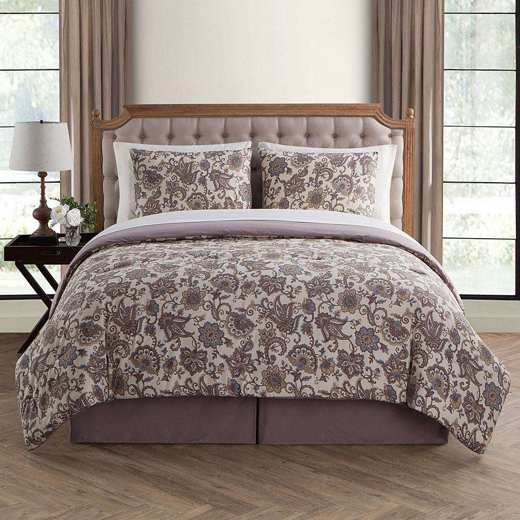 VCNY Avon Bedding Set