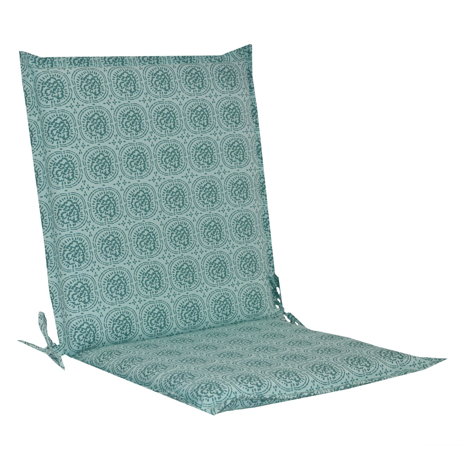 Indoor Outdoor Reversible Sling Chair Cushion