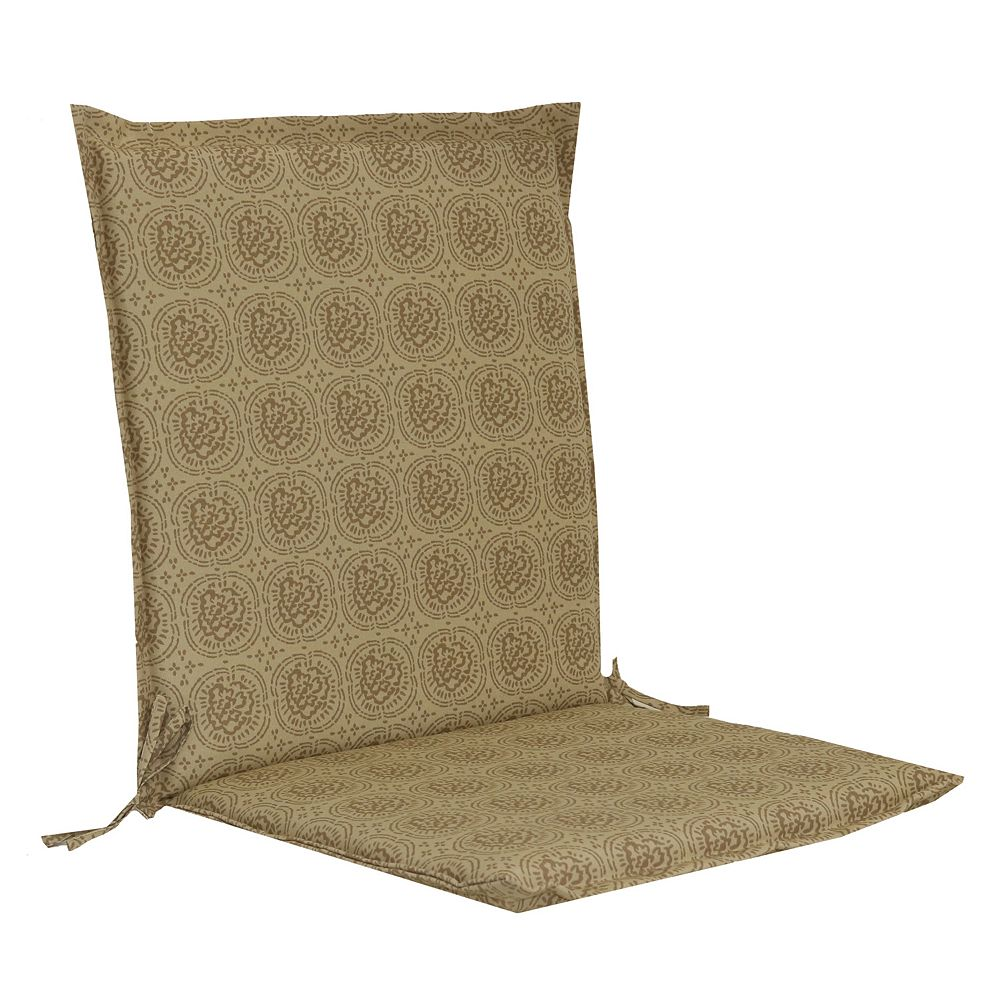 Sonoma Goods For Life Indoor Outdoor Reversible Sling Chair Cushion