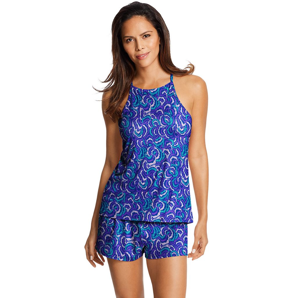 Women's Maidenform Pajamas: Halter Tank & Shorts PJ Set