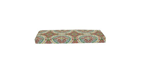 Sonoma Goods For Life Indoor Outdoor Reversible Bench Cushion