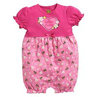 Baby Girl John Deere