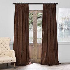 EFF Velvet Blackout Window Curtain