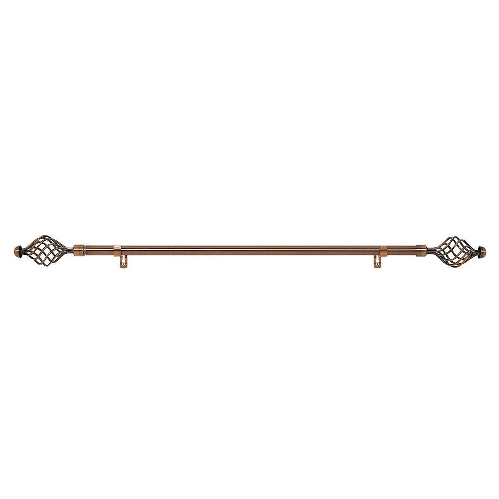 Achim Metallo Odyssey Curtain Rod