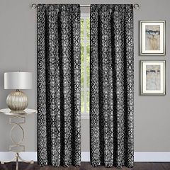 Achim 1-Panel Madison Room Darkening Window Curtain