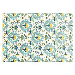 StyleHaven Jacquelyn Modern Floral Traditions Rug