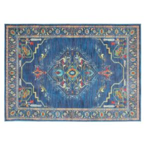 StyleHaven Jacquelyn Old World Inspired Medallion Rug