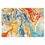 StyleHaven Jacquelyn Bold Abstract Waves Rug