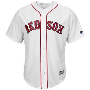 Men's Majestic Boston Red Sox Chris Sale Cool Base Replica Jersey
