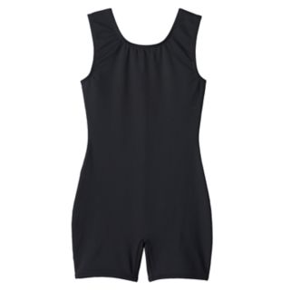 Girls 4-14 Jacques Moret Biketard Performance Leotard