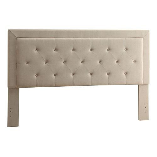 Linon Clayton Tufted Headboard