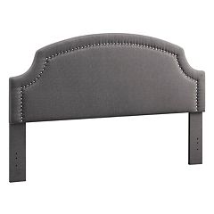 Linon Regency Nailhead Headboard