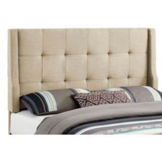 Linon Luxe Tufted Headboard