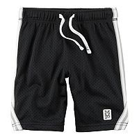 Baby Boy Carter's Active Mesh Shorts