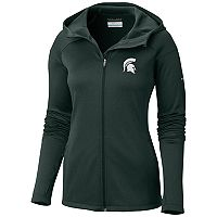 Women's Columbia Michigan State Spartans Collegiate Saturday Trail Jacket