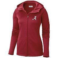 Women's Columbia Alabama Crimson Tide Collegiate Saturday Trail Jacket