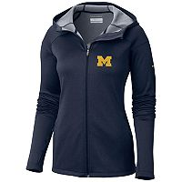 Women's Columbia Michigan Wolverines Collegiate Saturday Trail Jacket