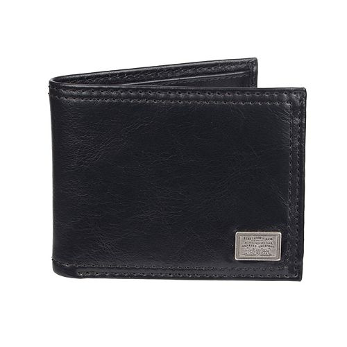 Men's Levi's® Traveler Extra-Capacity Wallet