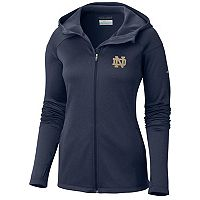 Women's Columbia Notre Dame Fighting Irish Collegiate Saturday Trail Jacket