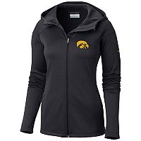 Women's Columbia Iowa Hawkeyes Collegiate Saturday Trail Jacket