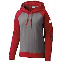 Women's Columbia Wisconsin Badgers Collegiate Harper Hoodie