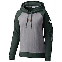 Women's Columbia Michigan State Spartans Collegiate Harper Hoodie