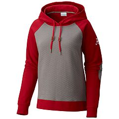 Women's Columbia Alabama Crimson Tide Collegiate Harper Hoodie