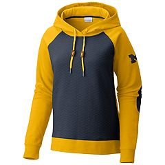Women's Columbia Michigan Wolverines Collegiate Harper Hoodie
