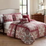 VCNY 5-piece Istanbul Quilt Set