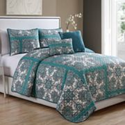 VCNY 5 pc Istanbul Quilt Set