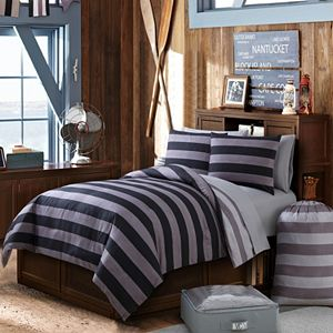 VCNY Rugby Bed In A Bag Set