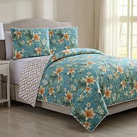 VCNY 3-piece Resorts Quilt Set