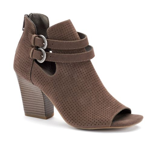 SONOMA Goods for Life™ Selby Women's Exposed Ankle Boots
