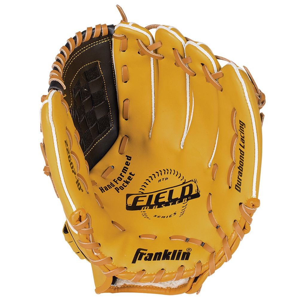 Youth Franklin Sports Field Master Series 10-Inch Right Hand Throw Baseball Glove