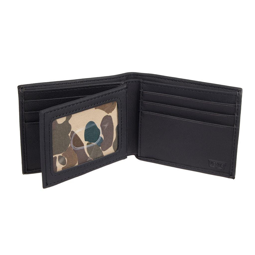 Men's Levi's® Extra Capacity Slimfold Wallet