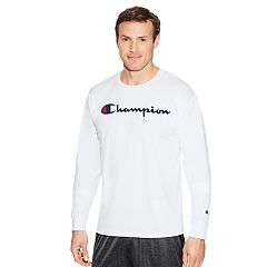 Men's Champion Logo Graphic Tee